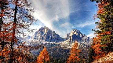 Dolomites - UNESCO world heritage